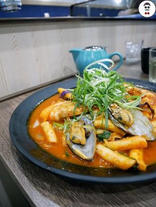 Seafood Tteokbokki