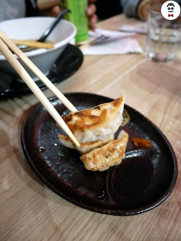 Fried Gyoza (5 pieces)