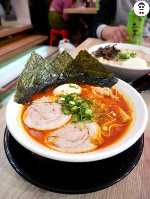 Spicy Ramen | God Fire level 1
