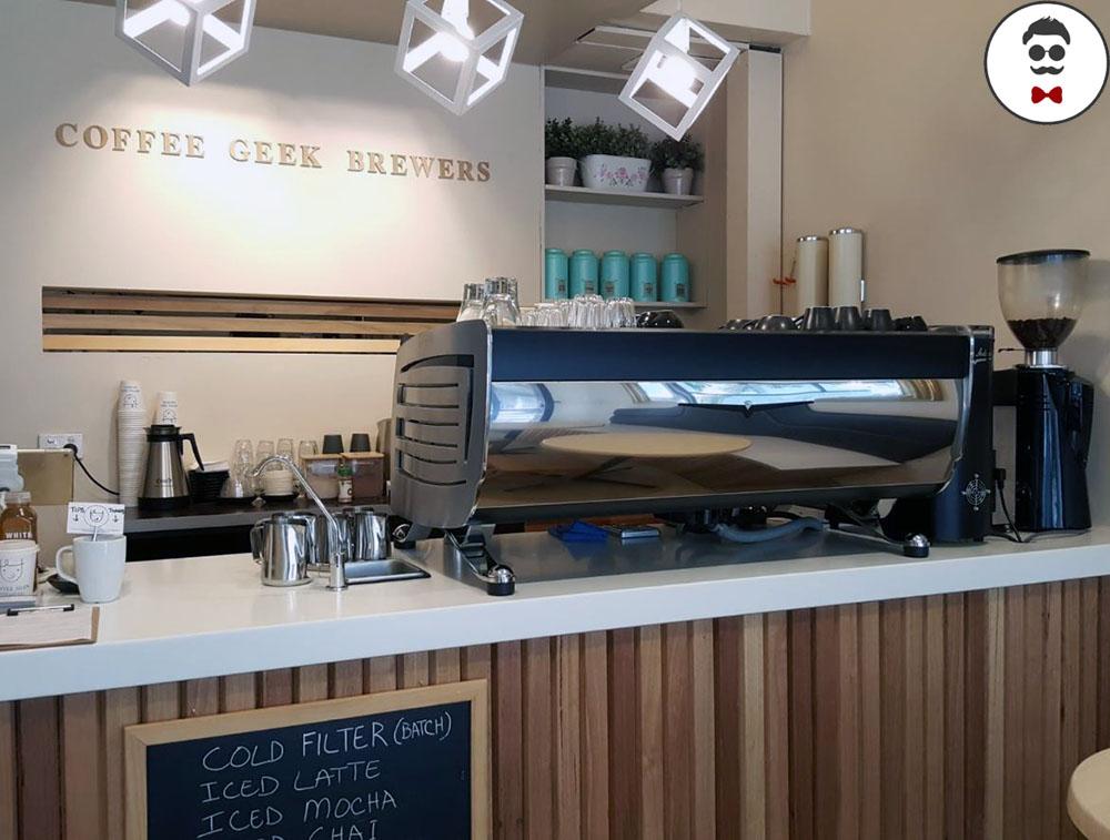 Coffee Geek Brewers, South Yarra