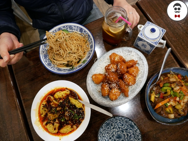 Nong Tang Noodle House, Melb CBD