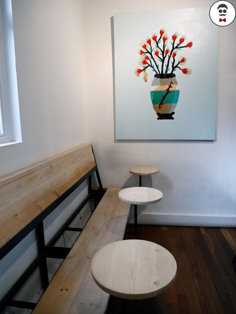 Poolhouse Cafe, Melb CBD