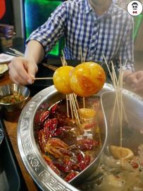 Qipo skewer balls