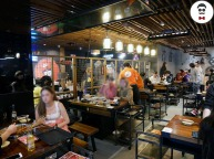 Qipo Skewer Bar, Melb CBD