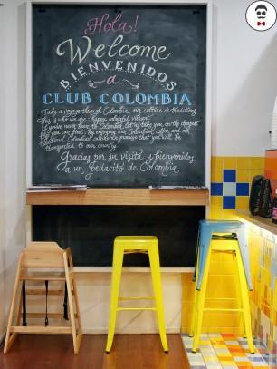 Club Columbia, Melb CBD