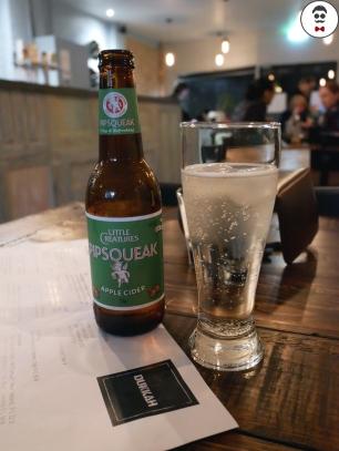 Little Creatures Pipsqueak Cider