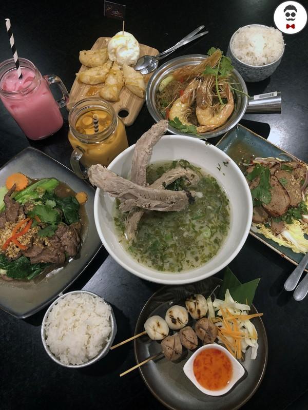 @Siam Thai, Melb CBD