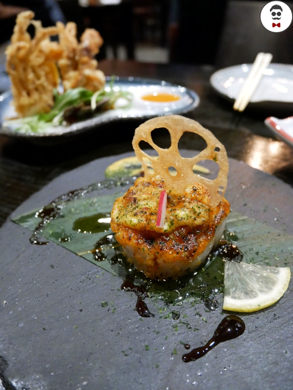Spicy Crab Meat Ball