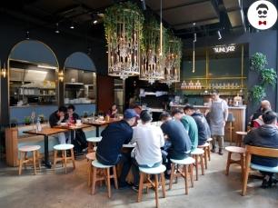 TuanTuan Chinese Brasserie, Carlton (Invited)