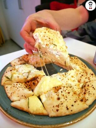 Garlic Focaccia
