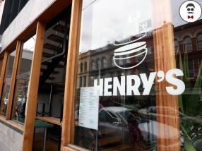 Henry's Burger, Fitzroy