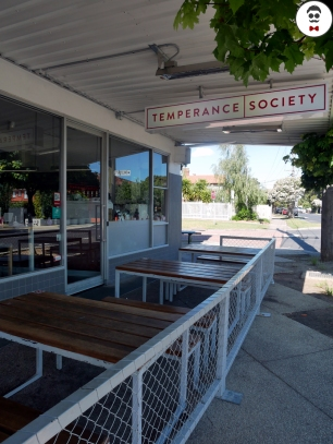 Temperance Society, Hughesdale Murrumbena