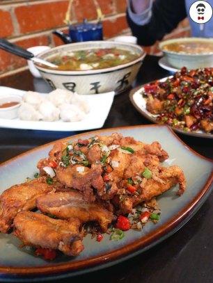 Salt and Pepper Chicken Ribs