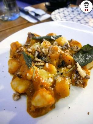 Gnocchi Zucca E Salvia